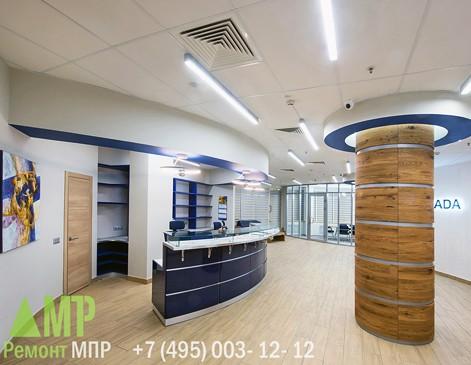 Офис компании Revada, г. Москва, Научный проезд